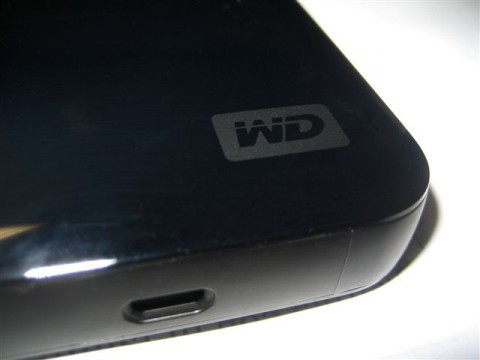 Western Digital My Passport Hard Drive 007