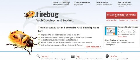 Firebug-screenshot
