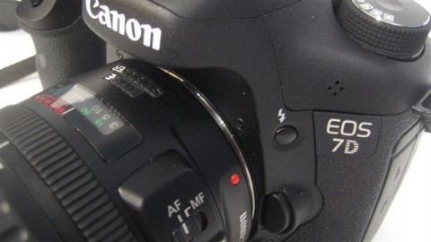 Canon EOS 7D with 28-135mm f3.5
