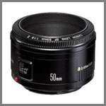 Canon 50mm f1.8 II