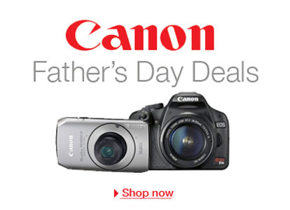 Canon Powershot Father's Day Camera Deals 2011 | The Render Q