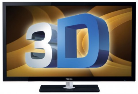Toshiba 46WX800U 46 inch LED 3D HDTV is the best 3d TV 2011