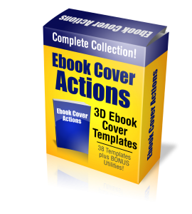 Ebook Cover Actions