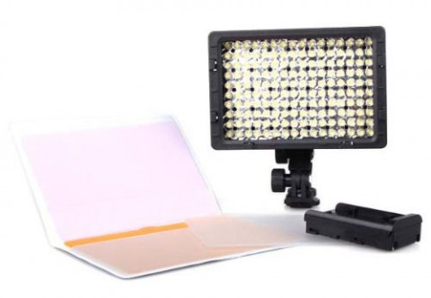 cheap LED camera light