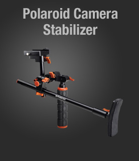Polaroid Camera Stabilizer
